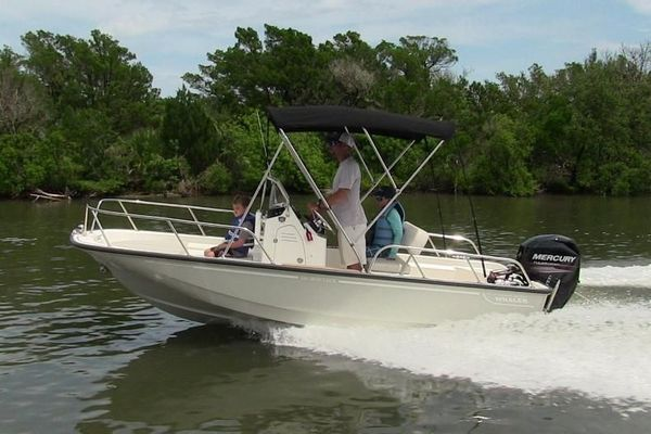 New Boston Whaler 150 Montauk Sports Fishing Boat For Sale