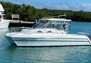 Used Glacier Bay 2770 Power Catamaran Boat For Sale