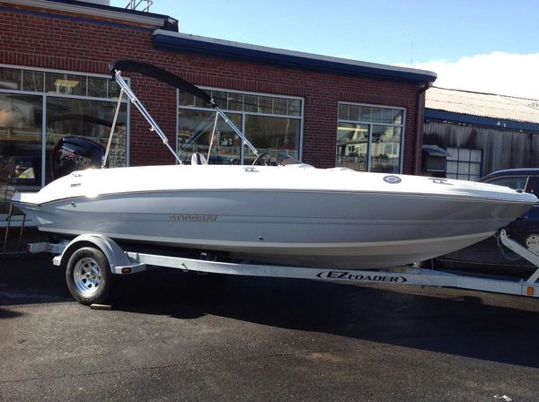 New Stingray 182SC Ski and Fish Boat For Sale
