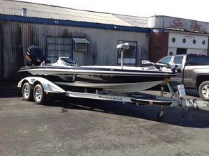 Used Ranger Z520C Ski and Fish Boat For Sale