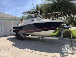 Used Seaswirl Striper 230 WA Walkaround Fishing Boat For Sale