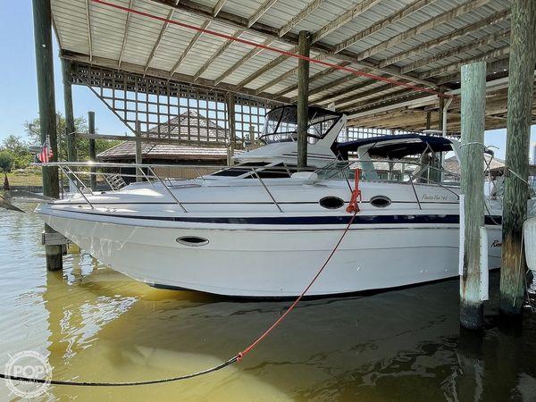 Used Rinker Fiesta Vee 340 Express Cruiser Boat For Sale