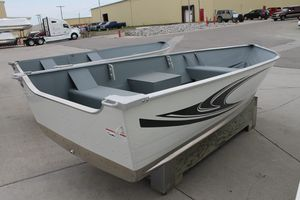 New Smoker Craft 13 ALASKAN TS DLX SS Ski and Fish Boat For Sale