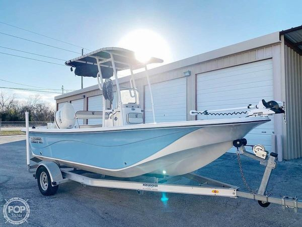 Used Carolina Skiff 19LS Center Console Fishing Boat For Sale