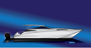 New Mares Open Outboard Express Power Catamaran Boat For Sale