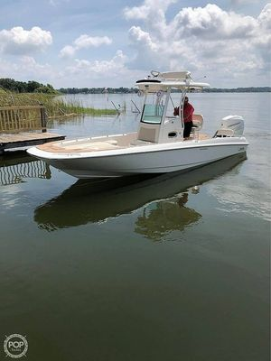 Used Boston Whaler 240 Dauntless Pro Center Console Fishing Boat For Sale
