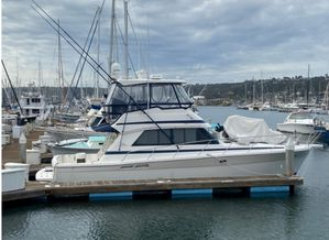 Used Riviera 43 Flybridge Platinum Edition Convertible Fishing Boat For Sale