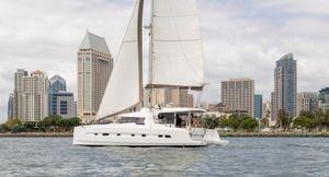 Used Bali 4.3 Catamaran Sailboat For Sale