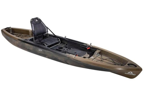 New Ascend 12T Sit-On - Camo Kayak Boat For Sale