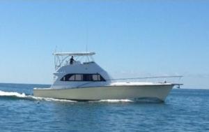 Used Egg Harbor 54 Convertible Flybridge Boat For Sale