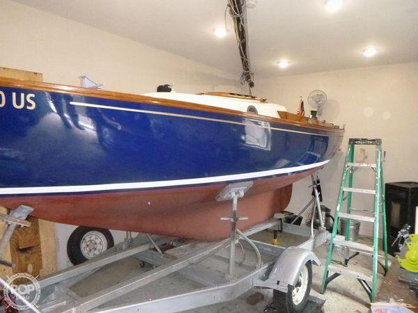 Used Cape Dory Typhoon 18 Weekender Sloop Sailboat For Sale