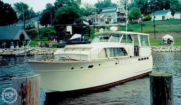 Used Chris-Craft CONSTELLATION 46 Aft Cabin Boat For Sale