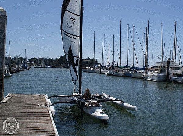 Used Wind Rider Windrider 17 Cruiser Sailboat For Sale