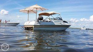 Used Renken 2052 Cuddy Walkaround Fishing Boat For Sale