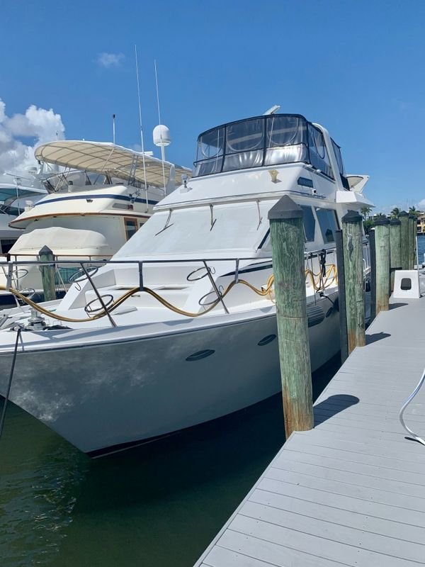 Used Viking 55 Motor Yacht For Sale