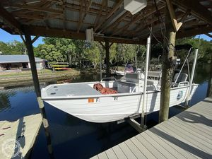 Used 33rd Strike Group Baycat Power Catamaran Boat For Sale