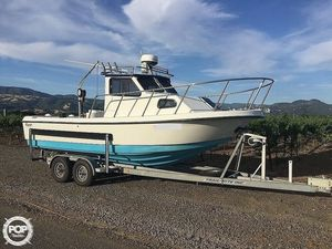 Used Radon DR22 Signature Pilothouse Boat For Sale