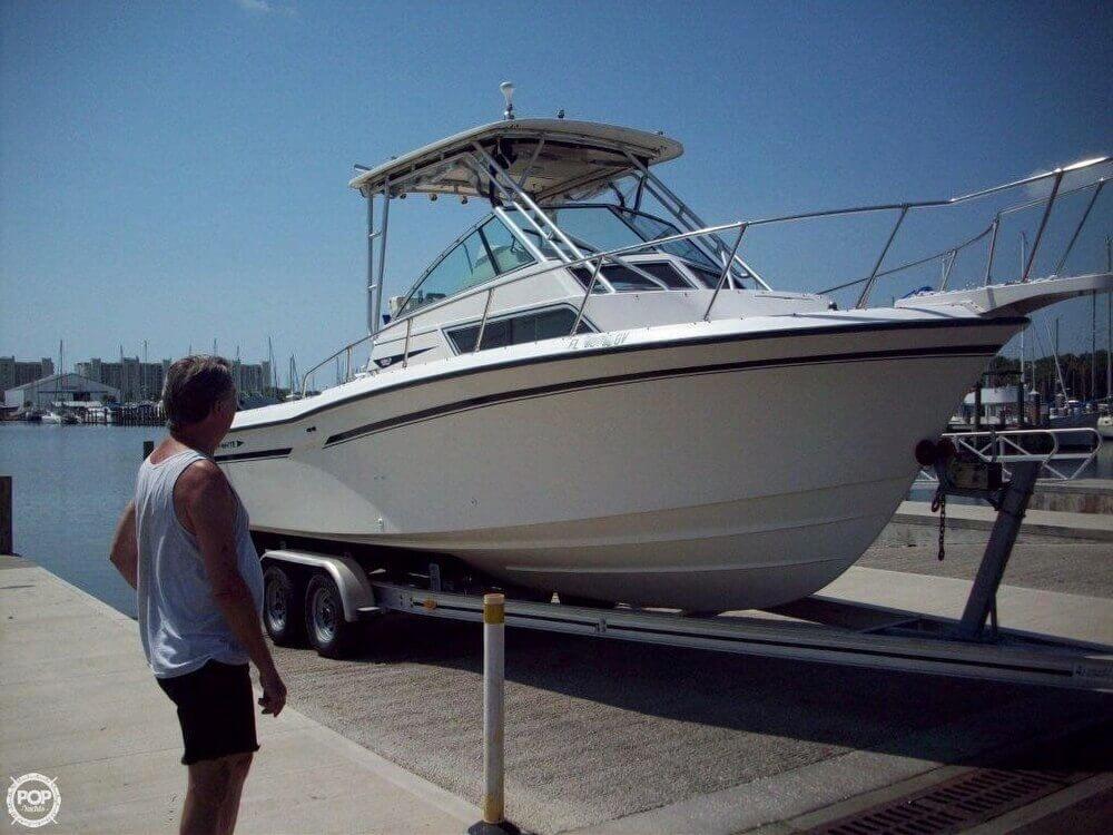 1992 used grady white 252 sailfish  sportbridge gt