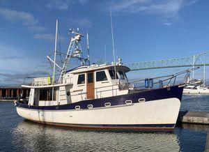 Used Kadey-Krogen Trawler Boat For Sale