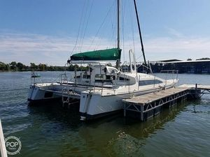 Used Banshee 35 Catamaran Sailboat For Sale