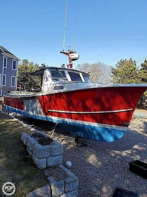 Used Harris 36 Cruiser Boat For Sale