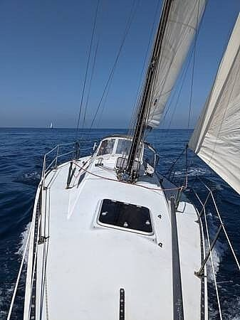 Used Wilderness Yachts 40 Mull Wilderness Racer and Cruiser Sailboat For Sale
