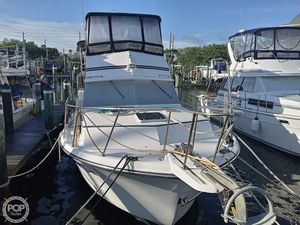 Used Carver 3607 Aft Cabin Boat For Sale