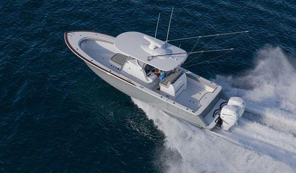 Used Valhalla Boatworks V-33 Center Console Fishing Boat For Sale
