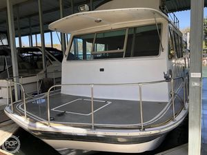 Used Burns Craft 40 House Boat For Sale