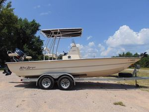 Used Key Largo 220 Center Console Fishing Boat For Sale