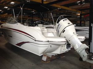 Used Stingray 214LR Express Cruiser Boat For Sale
