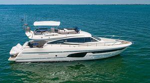 Used Ferretti Yachts Ferretti 650 Motor Yacht For Sale