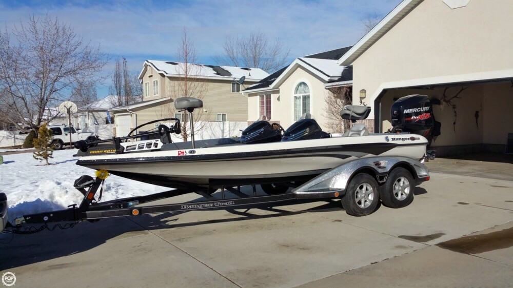 2014 Used Ranger Boats Z519C Bass Boat For Sale - $48,975 ...