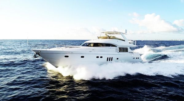 Used Princess Viking Sport Cruiser Motor Yacht For Sale