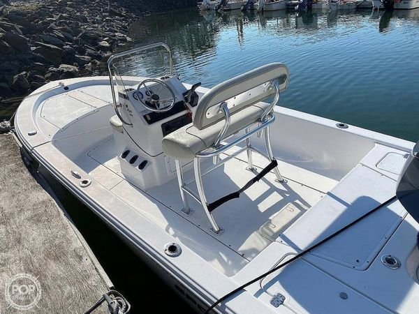 Used Sportsman Island Reef 17 Center Console Fishing Boat For Sale