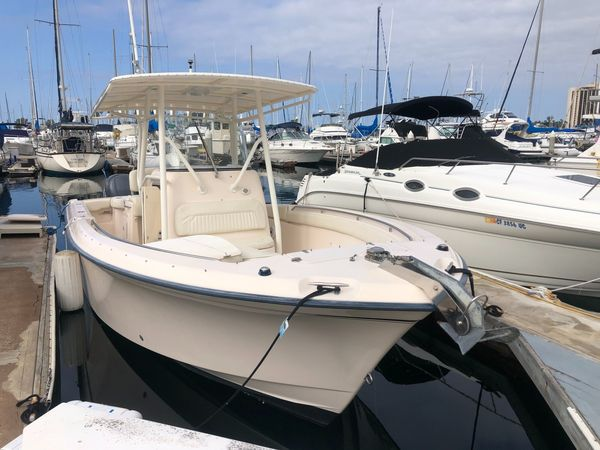Used Grady-White 283 Center Console Fishing Boat For Sale