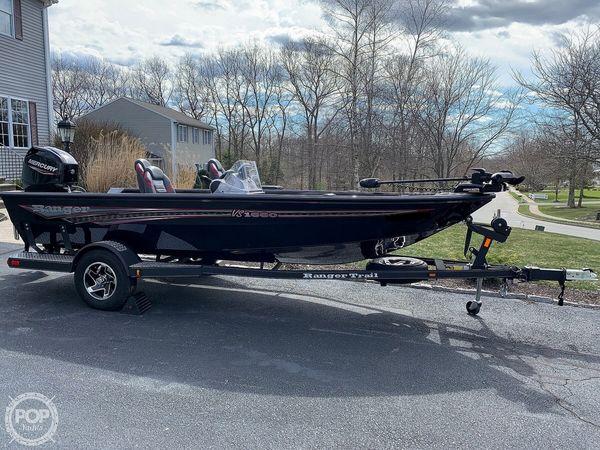 Used Ranger Boats VS1660SC Aluminum Fishing Boat For Sale