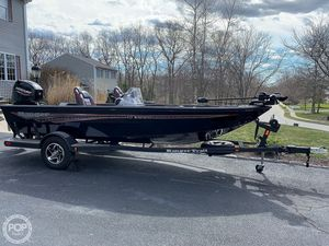 Used Ranger Boats VS1660SC Aluminum Fishing Boat For Sale