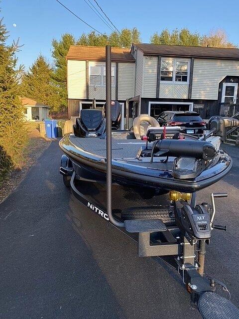 Used Nitro Z19 Bass Boat For Sale