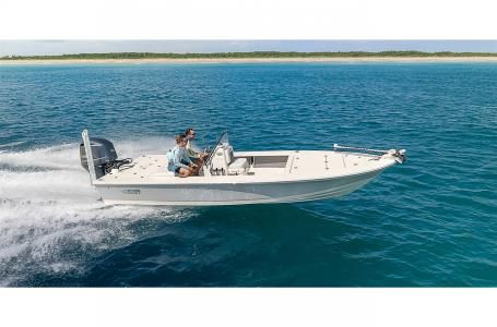New Hewes Redfisher 21 Flats Fishing Boat For Sale