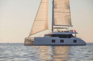 Used Sunreef 70 Catamaran Sailboat For Sale
