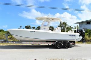 Used Blue Water 2550 Center Console Center Console Fishing Boat For Sale