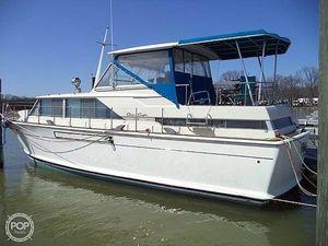 Used Chris-Craft 42 Commander Aft Cabin Boat For Sale