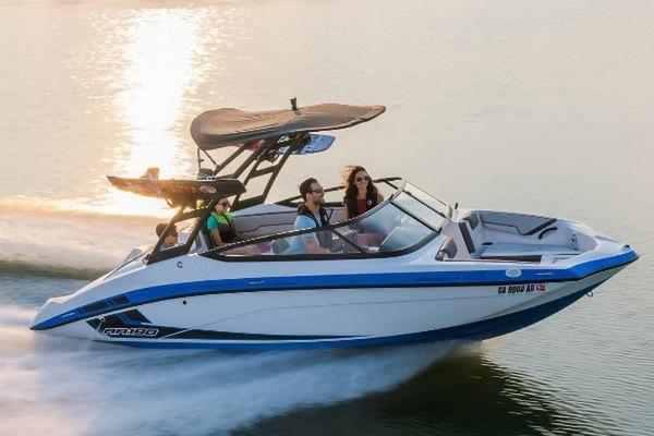 Used Yamaha Boats AR190 Jet Boat For Sale