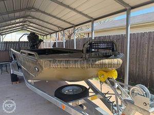 Used Prodigy Elite 1854 Aluminum Fishing Boat For Sale