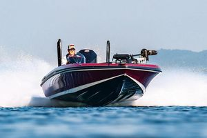 New Ranger Z520C Ranger Cup Equipped Bass Boat For Sale