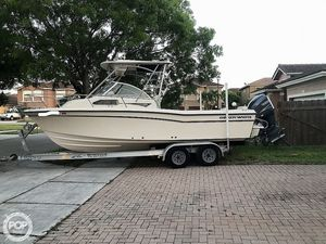 Used Grady-White Seafarer 228 Walkaround Fishing Boat For Sale