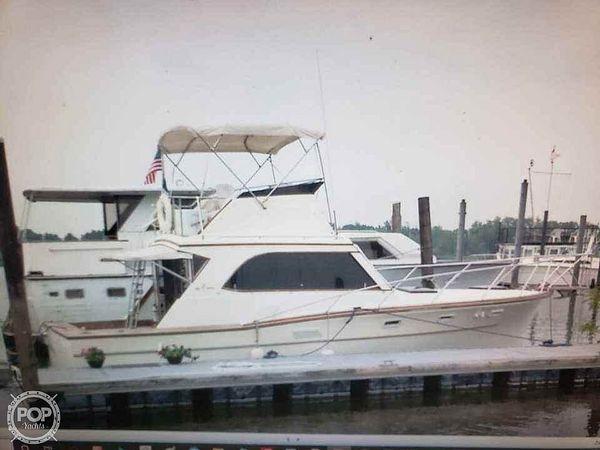 Used Egg Harbor 33 Sportfisherman Sports Fishing Boat For Sale
