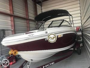 Used Tahoe 550 TS Bowrider Boat For Sale