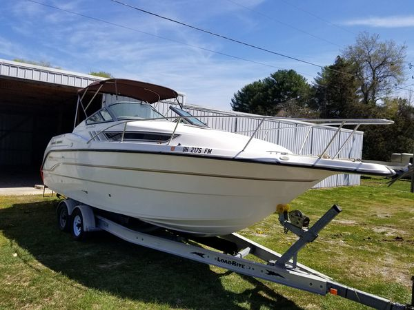 Used Chaparral 270 Signature Power Cruiser Boat For Sale